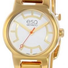ESQ Movado Women's 07101413 Nova Gold-Plated | 100% original, import SUA, 10 zile lucratoare af22508 - Ceas dama