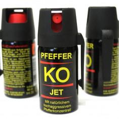 Spray Paralizant Pfeffer KO Jet Foarte eficient Concentrat naturaL Piper 50 ML