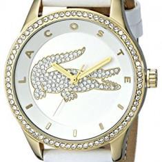 Lacoste Women's 2000820 Victoria Gold-Tone Stainless | 100% original, import SUA, 10 zile lucratoare af22508 - Ceas dama