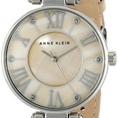 Anne Klein Women's 10 9919TMTN Silver-Tone | 100% original, import SUA, 10 zile lucratoare af22508 - Ceas dama