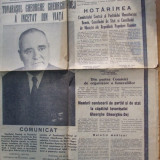 Munca 20 martie 1965 moartea Gheorghiu - Dej - Ziar