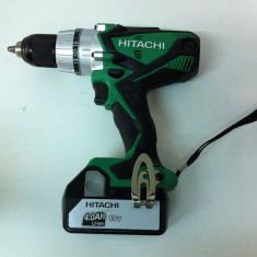 Bormasina - Hitachi DV 18SDL Fabricatie 2014 noua