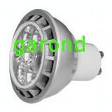 Bec/neon - Spot cu 7 LED-uri, 7W/220V, dulie GU10 - lumina alb/calda/6569