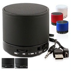 Boxa bluetooth portabila - Boxe Telefon, Conectivitate bluetooth