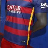 Set echipament fotbal Nike - ECHIPAMENTE BARCELONA ADULTI, MARIMI XS SI S, LIVRARE GRATUITA