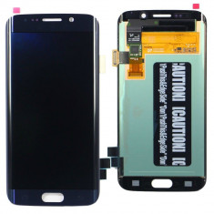 Display LCD cu touchscreen Samsung Galaxy S6 edge Blue Original