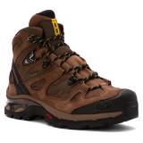 Bocanci barbati - Ghete Salomon Comet 3D GTX Gore-Tex Bocanci munte hiking trail goretex gore tex