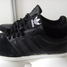 Adidasi barbati, Piele naturala - Adidasi originali Adidas Adilago Low, marimea 45 material piele.