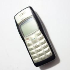Telefon NOKIA 1100 - se vinde pentru carcasa, baterie si piese!, Negru, Nu se aplica, Neblocat, Fara procesor