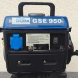 Generator curent, Generatoare uz general - Generator de curent GUDE GSE 950