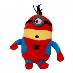 Jucarii plus - Minion de plus Spiderman