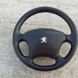 Airbag auto, Peugeot, 407 (6D_) - [2004 - 2013] - Volan cu airbag Peugeot 407