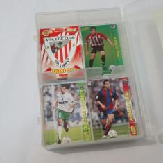 Cartonas de colectie - Colectie cartonase Mega Cracks 2004-05 -126 cartonase + cutie depozitare