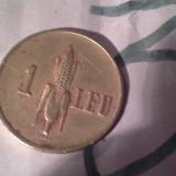 1 LEU 1941 FRUMOS /3 - Moneda Romania
