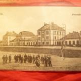 Carte Postala, Necirculata, Printata - Ilustrata - Teius judet Alba - Posta 1917