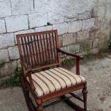 Fotoliu-balansoar, stil Gustavian
