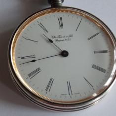 Ceas de buzunar din argint Tissot