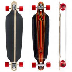 "Longboard Mindless Longboards Savage black/red 39""/101cm - Skateboard"