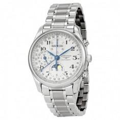 Ceas Barbatesc Longines, Fashion, Quartz, Inox, Inox, Cronograf - Ceasuri LONGINES L2.673.4.78.6 [Replica de foarte buna calitate]