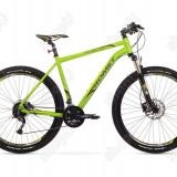 Motocicleta - Romet RAMBLER 29 3.0 Verde-Galben