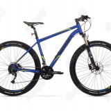 Motocicleta - Romet RAMBLER 29 3.0 Albastru-Galben