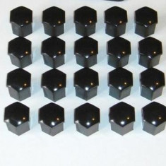 Set capacele prezone negre - Prezoane Auto