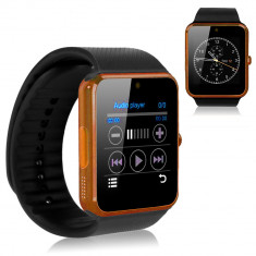 SMARTWATCH Inteligent SIM GT08 Ceas Telefon Video Smart-Watch Android iPhone NOU