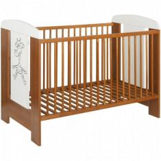 Patut lemn pentru bebelusi - Patut din lemn copii Kamil Nuk Kidcity