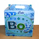 CUTIE TRUSOU BABY BOY/BABY GIRL, MARTURIE BOTEZ CUTIUTA, CUTII