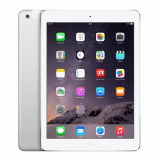 Apple Apple Apple iPad Air 2 Wi-Fi 128GB, Silver - Tableta iPad Air 2