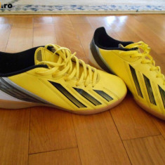 Ghete fotbal Adidas F50, model Leo Messi, Marime: 38 2/3, Culoare: Din imagine