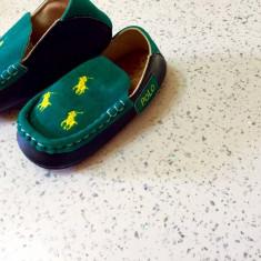 Pantofi copii - Scarpi baiat 14 cm, 14-18 luni