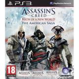 PE COMANDA Assassins Creed Birth of a New World The American Saga