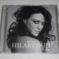 Vand cd sigilat HILARY DUFF-Best of - Muzica Dance emi records