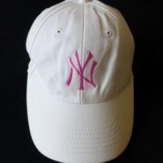 Sapca Barbati - Sapca Baseball NY Genuine Merchandise; marime universala; impecabila, ca noua