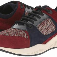 Adidasi dama, Albastru - Pantofi sport Geox Omaya