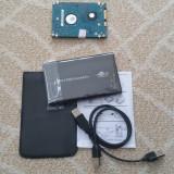 HDD intern SATA sau extern USB pentru diagnoza Mercedes Star C3 C4 DAS XENTRY