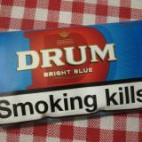 Tutun DRUM BRIGHT BLUE uk drum tutun BRIGHT BLUE 50 grame drum bright blue Iasi