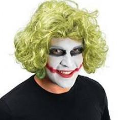 Peruca Mad Man / Joker, verde