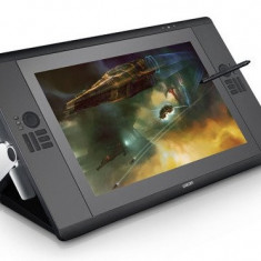 Tableta grafica Wacom Cintiq 24HD, display 24 inch Full HD