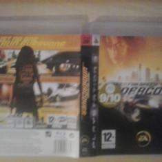 Jocuri PS3, Curse auto-moto, 3+, Single player - Need for Speed Undercover - NFS - Joc PS3 ( GameLand )