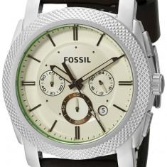 Ceas Barbatesc fossil, Casual, Quartz, Inox, Piele, 50 m / 5 ATM - Fossil FS5108 ceas barbati nou 100% original Oferta si comenzi ceasuri SUA