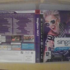Jocuri PS3, Board games, Toate varstele, Multiplayer - Singstar Vol 2 - Joc PS3 - Playstation 3 ( GameLand )