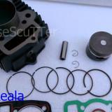 Kit Cilindru - Set Motor + Piston + Segmenti ATV ( 50cc - 70cc ) - 47mm