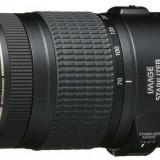 Obiectiv Canon 70-300/F4-5.6 EF IS USM - Obiectiv DSLR Canon, Autofocus, Stabilizare de imagine