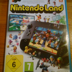 Jocuri WII U, Arcade, 12+, Multiplayer - JOC WII U NINTENDO LAND ORIGINAL / STOC REAL in Bucuresti / by DARK WADDER