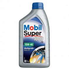 Ulei Mobil Super 1000 X1 15W40 1L - Ulei motor Mobil 1