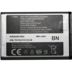 Acumulator Samsung S5260 Star II cod: AB463651B / AB463651BA / AB463651BE / AB463651BEC / AB463651BU, Li-ion