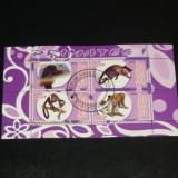 Colita stampilata - NATURA - ANIMALE - Maimute - CONGO - 2010  -  2+1 gratis toate produsele la pret fix - RBK7778