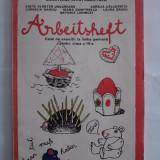 Caiet de exercitii la limba germana pentru clasa a III-a - Arbeitsheft / C33P - Carte educativa